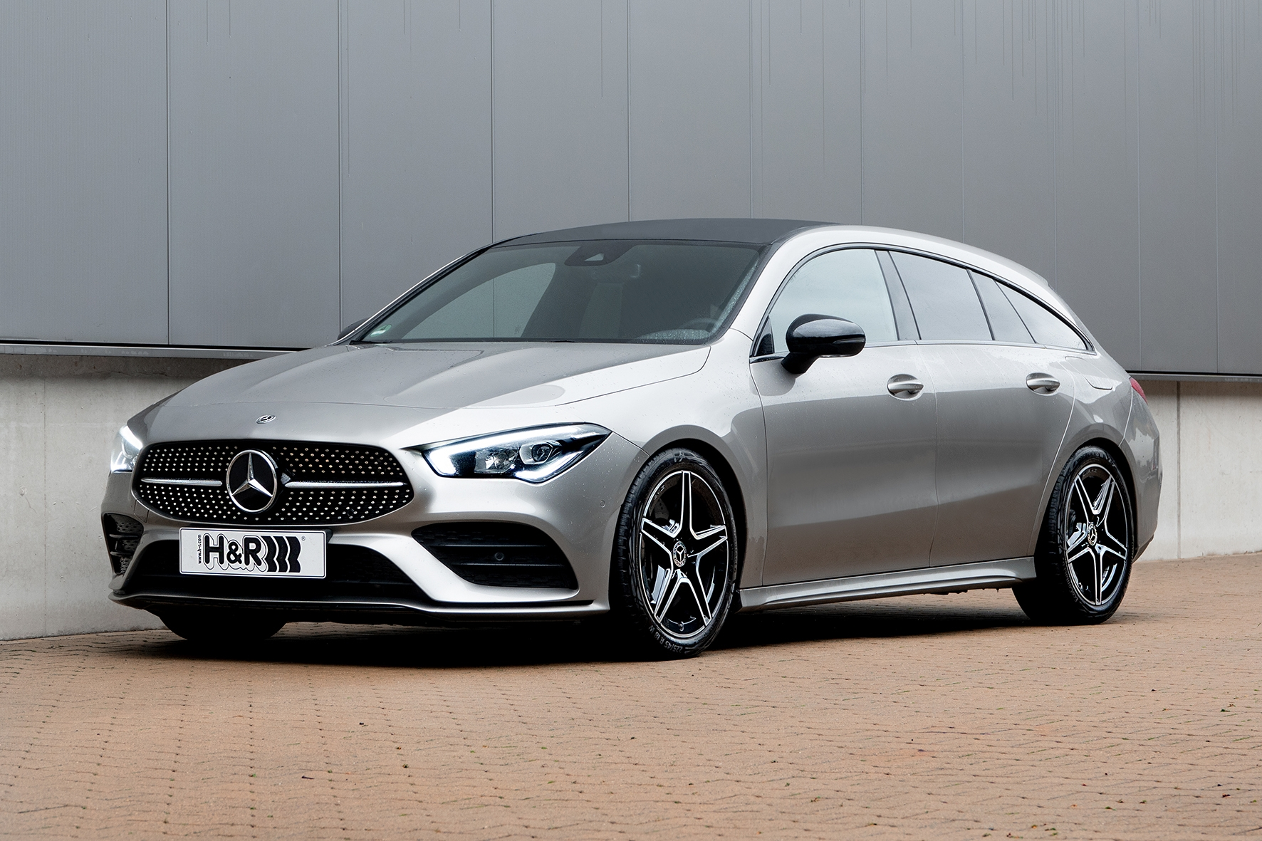 Mercedes CLA Shooting Brake - Sportfedern - Front.jpeg